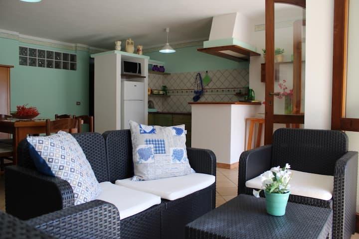 Casa Vacanza Calasetta (Sardegna) 400mt dal mare