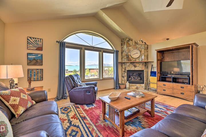 NEW! Pagosa Springs Home w/ Deck, Walk to Town!