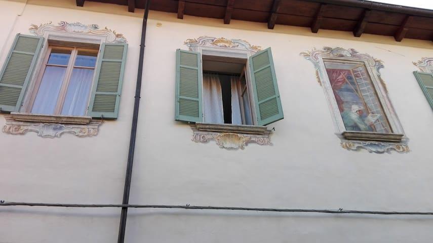 Ampio appartamento vicinanze Lago d'Orta