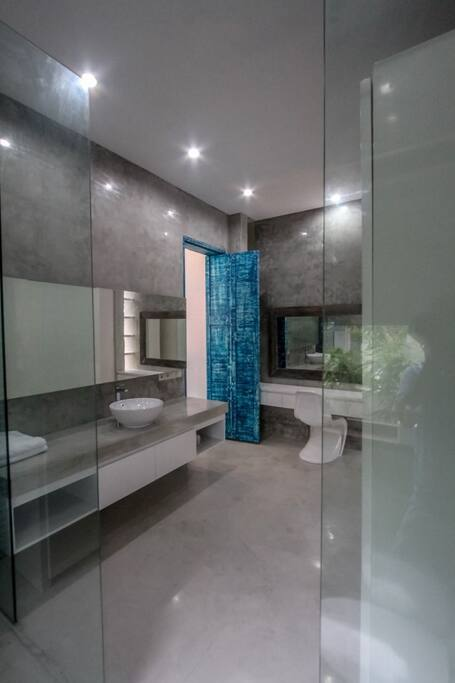 Bedroom Bathroom