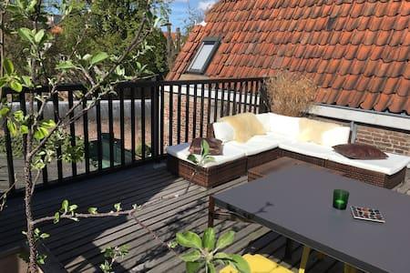 Het Fransche Schild, authentiek design appartement - Middelburg - Huoneisto