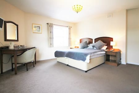 Great Ensuite Rooms only 20 mins from London - Londres