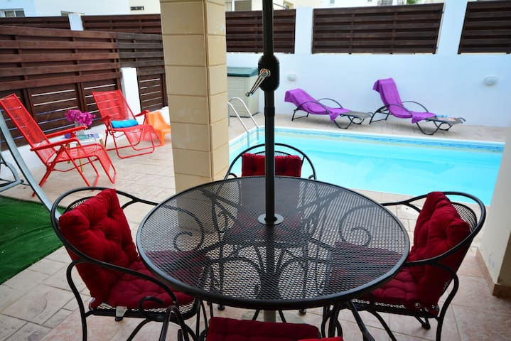Villa Lana - Family friendly - Best location - Protaras - Villa