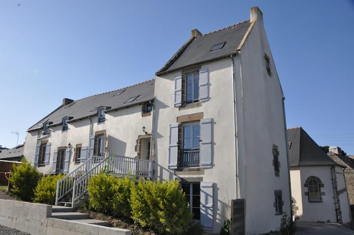 Houat apartment in the Tréhèrais' property