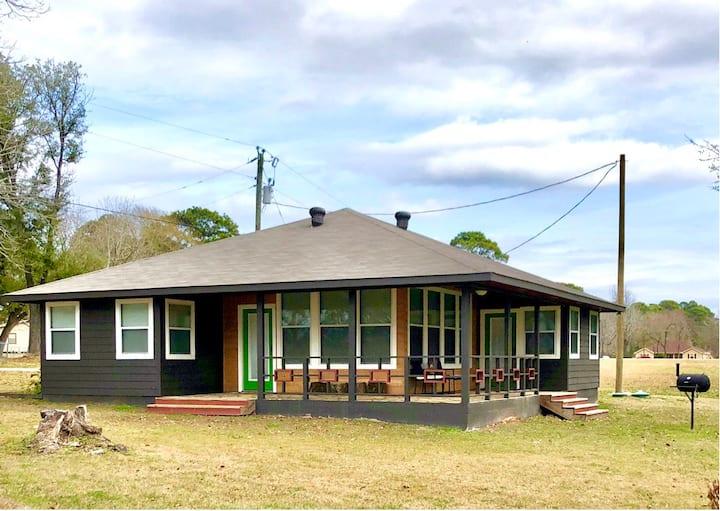 East Texas Lake House