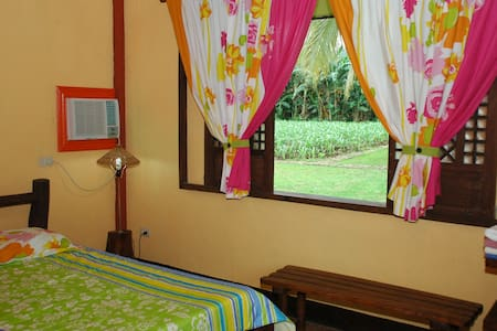 Commune with Nature at Villa Socorro Farm Resort - Natur-Lodge