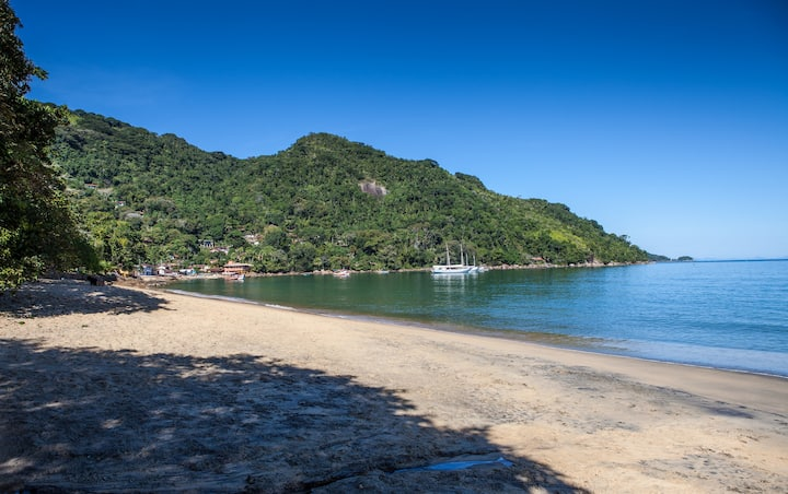 Casa linda praia Picinguaba Ubatuba
