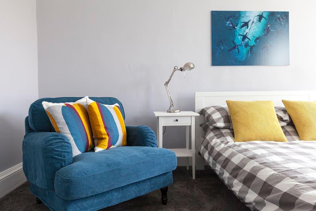 Beautiful bright newly renovated tenement flat - Mia suocera in bagno ...