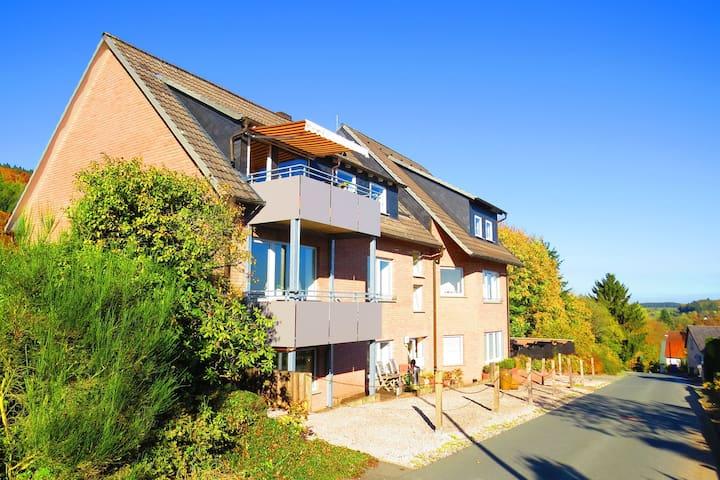 Modern Apartment in Düdinghausen near Ski Area