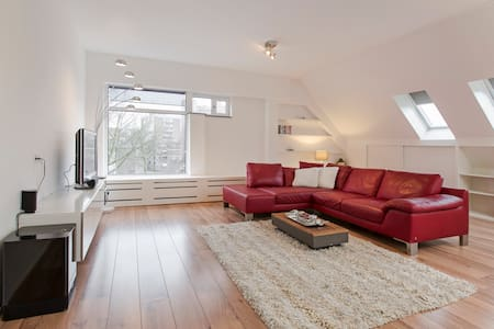 Beautiful apartment in the heart of Den Bosch - Bois-le-Duc - Appartement