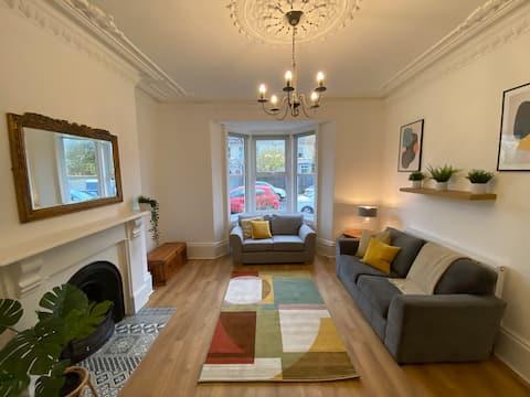 Modern flat - Central Jesmond