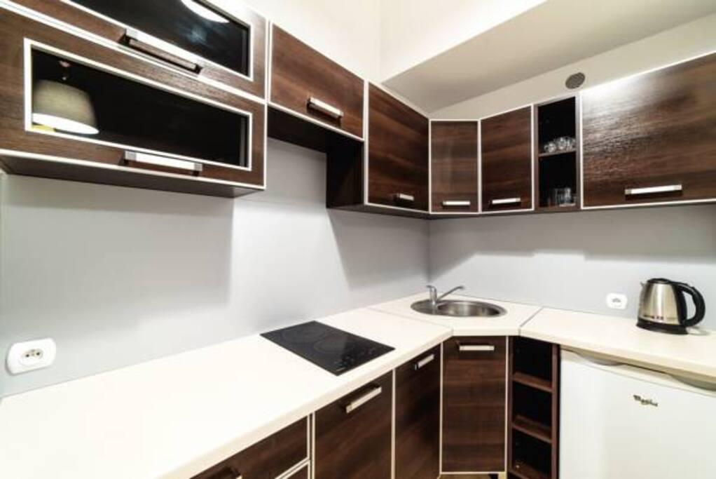 Kitchen part