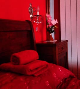 Camera Papavero - aurano