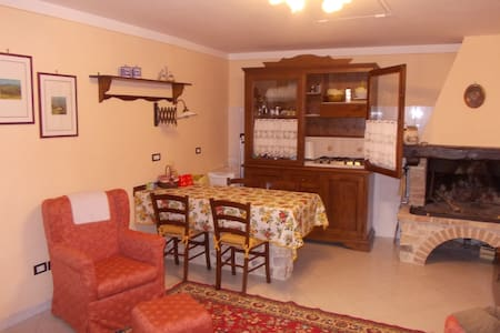 Appartamento in piccolo borgo - Castel San Felice - Rumah