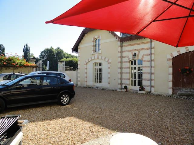 L'ancienne écurie.  (Stable) - Saint-Aignan-sur-Cher - Apartament
