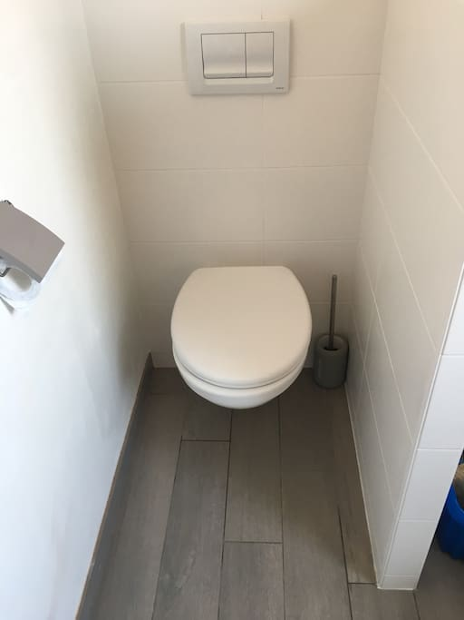 wc indépendant pour les hôtes