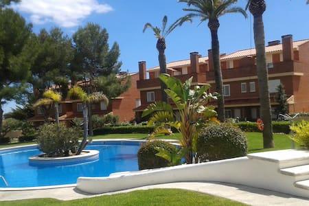 Casa en cala tamarit playa la mora - Tarragona - Casa