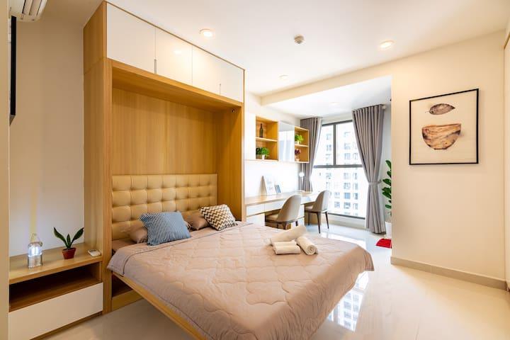 Super ⭐ Suite @ Central | Pool-River & City view