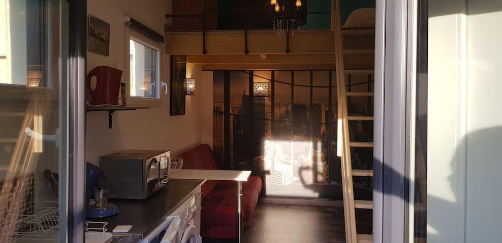 Studio type Loft