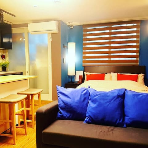 ★Fully equipped Double Bed studio#Gangnam#Sinsa★