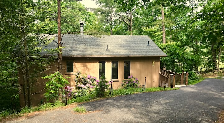 3BR Chalet, steps to Lake Laura