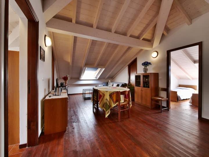 Appartamento Mansarda Palmaria