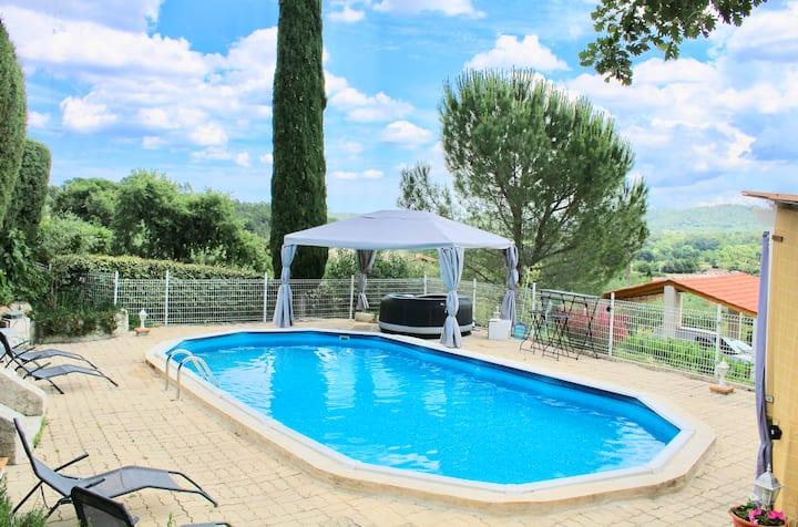 Charmante villa provençale