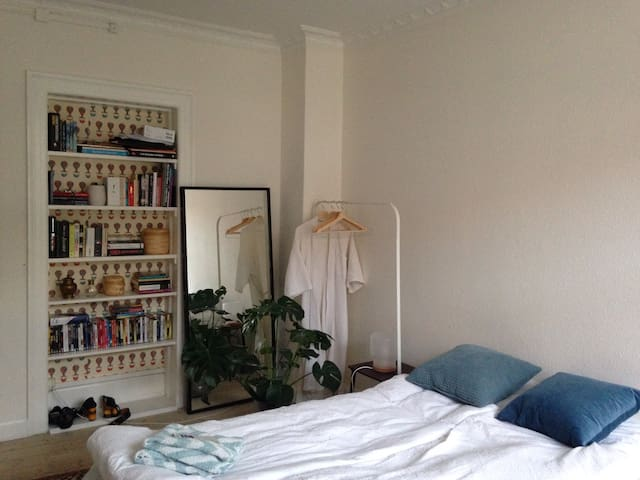Bright apartment in the heart of Vesterbro