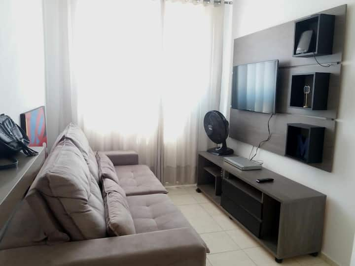 Apartamento tranquilo em Montes Claros