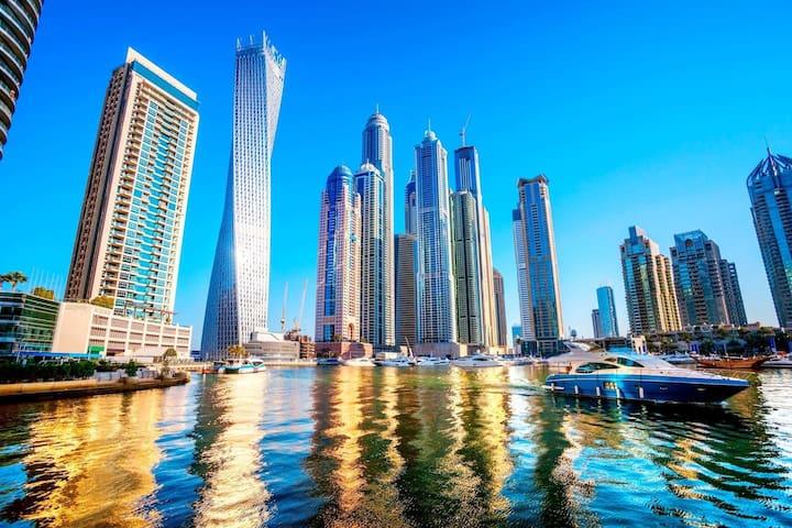 Nice Studio! | Dubai Marina | Near JBR Beach