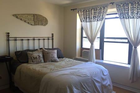 Ocean/Lake Front Apartment in the heart of Asbury - Asbury Park - Apartamento