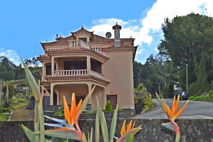 Haus in Santana - Madeira Insel