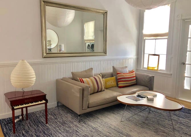 2 Comfy Bedrooms in the Mission with Gated Entry