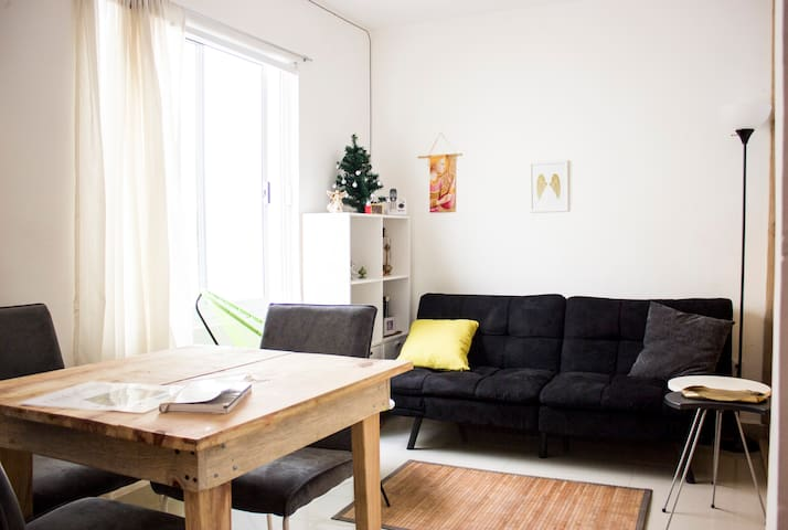GREAT APT. NEAR MEXICO CITY DOWNTON - Mexiko-Stadt - Wohnung