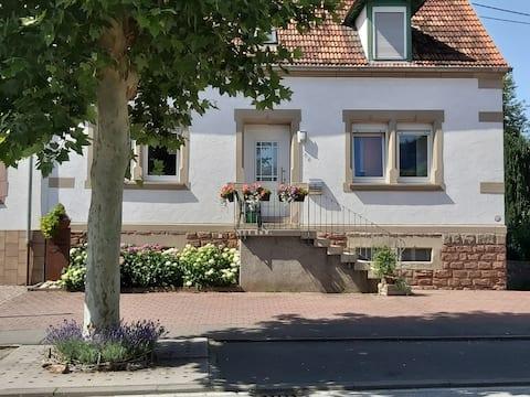 Ferienhaus Rieschweiler-Mühlbach, Südwestpfalz, DE