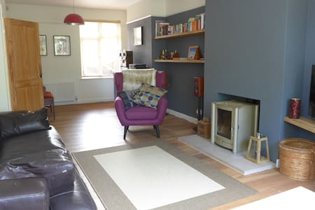 Spacious Seaside Terrace - Weymouth - House