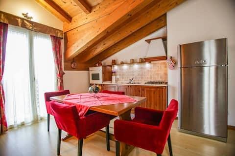 Villa Gioiosa appartamento Dolcezza