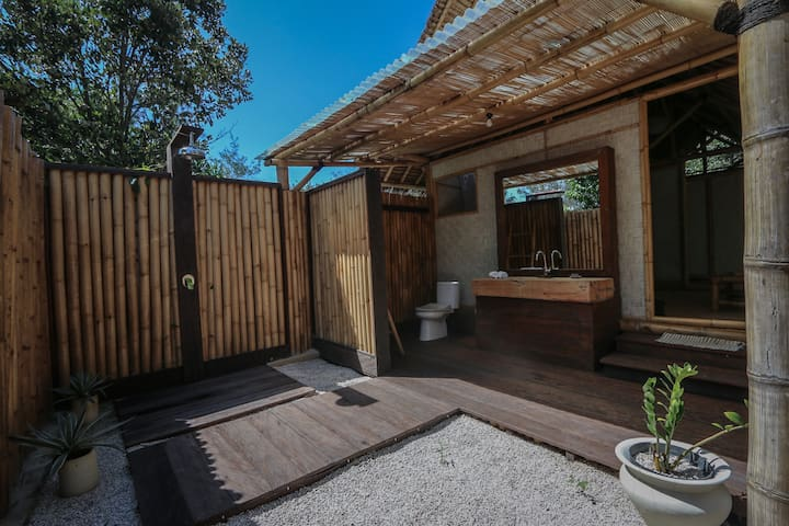 maoMeno Yoga Resort, Bamboo house
