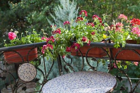 Edelweiss Room in a Garden House - Sofia - Casa