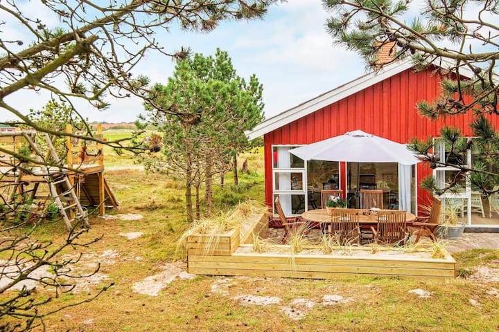 Modern Holiday Home in Jutland with Terrace