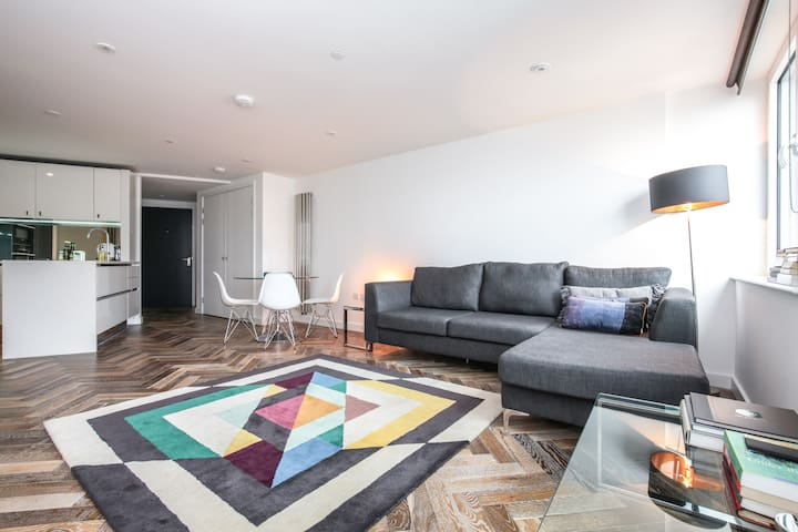 Luxurious new 2 bedroom flat in Old Street - Londres - Pis