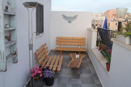 Unique Jaffa Rooftop - Cozy Private Room