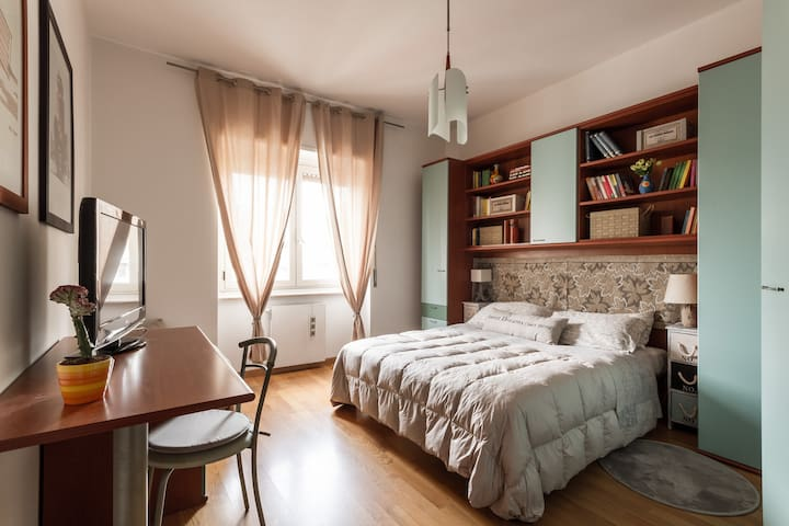 Cosy central apt with parking - Cagliari - Byt