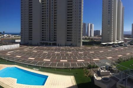 Departamento La Serena a pasos de la Playa y Enjoy - 科金博 - 公寓