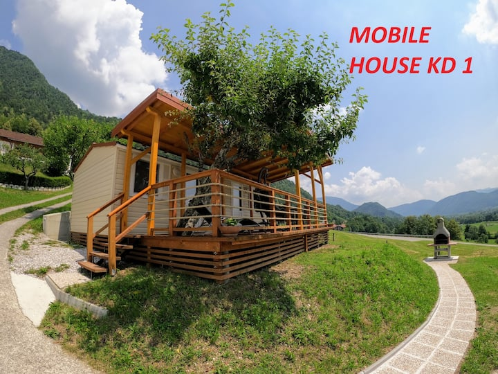 Mobile house KD 1