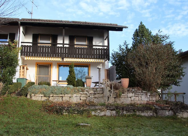 House with garden and free parking - Murnau - Talo