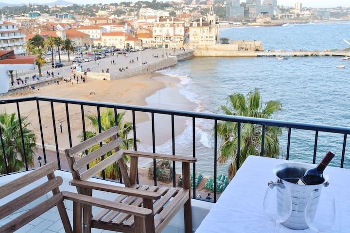 Seaview Balcony at Cascais' Bahia - Cascais - Apartamento