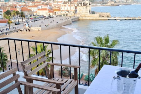 Seaview Balcony at Cascais' Bahia - Cascais