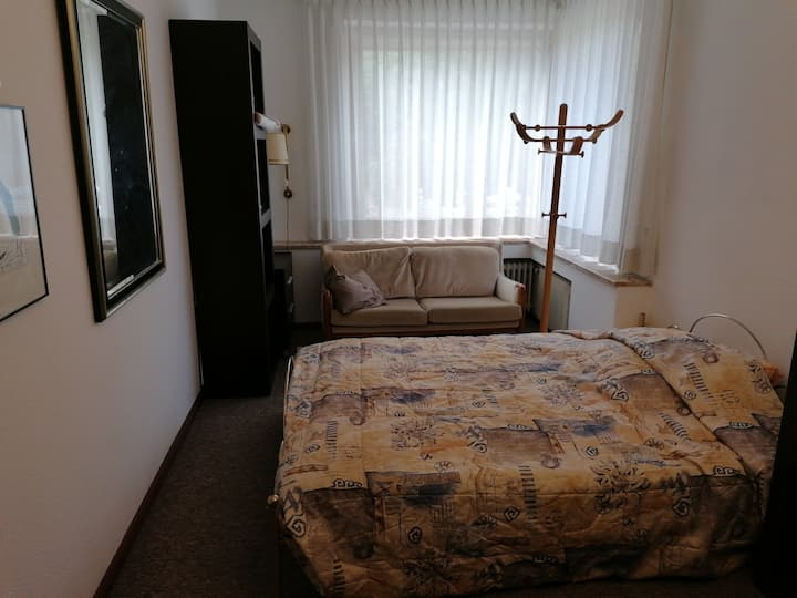Double Room in Villa, loc. Hamburg-Wellingsbüttel