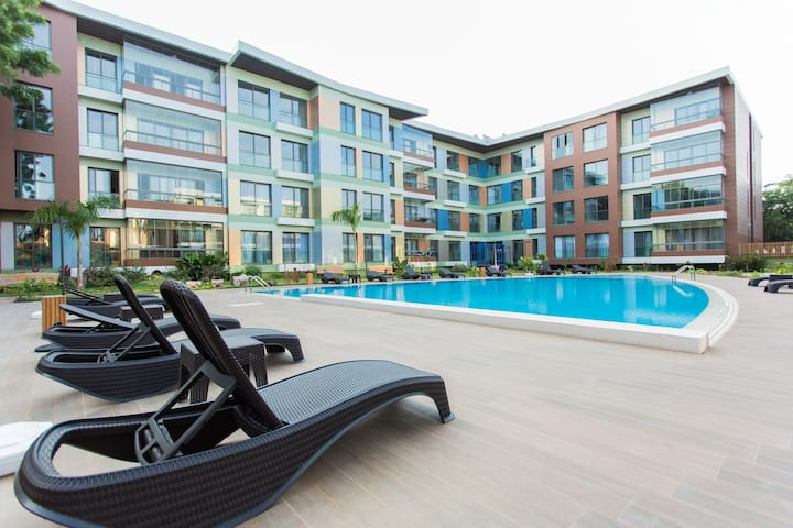 Large Exclusive Two Bedroom Apartment@ Cantonments